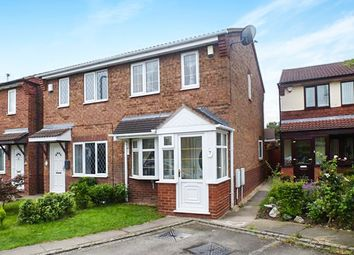 Thumbnail 2 bedroom semi-detached house for sale in Crown Court, Darlaston, Wednesbury
