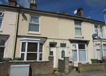 Thumbnail 2 bedroom terraced house to rent in Aylesbury Road, Portsmouth