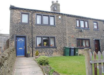 Thumbnail 3 bedroom cottage to rent in Vernon Place, Queensbury, Bradford