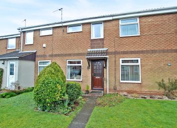 Thumbnail 2 bed terraced house for sale in Dunsford Drive, Mapperley, Nottingham