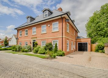 Thumbnail 5 bed semi-detached house for sale in Bluebell Drive, Saffron Walden