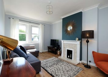 Thumbnail 2 bed flat for sale in Boswall Avenue, Edinburgh