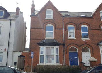 Thumbnail Flat to rent in Carlyle Road, Edgbaston, Birmingham