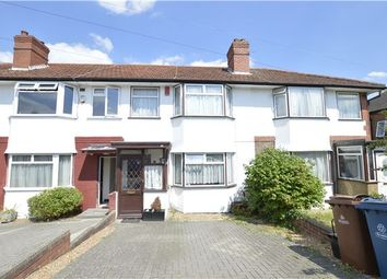 Thumbnail 2 bed terraced house for sale in Dale Avenue, Edgware, Greater London