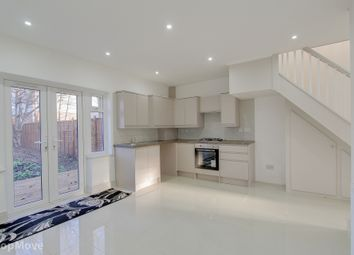 Thumbnail 3 bed terraced house for sale in Lavender Road, Croydon