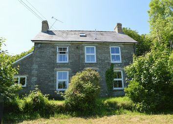 Thumbnail Land for sale in Brynglas, Cwmpengraig, Velindre, Llandysul, Carmarthenshire.