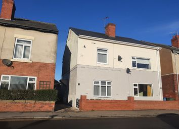Thumbnail 3 bed semi-detached house for sale in Central Avenue, Worksop