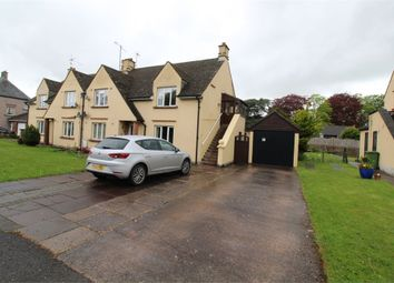 Thumbnail 2 bed flat for sale in Hutton Hill, Penrith, Cumbria