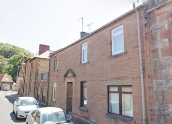 Thumbnail 1 bed flat for sale in 3, Nelson St, Flat 1-Left, Newmilns, East Ayrshire KA169Ap