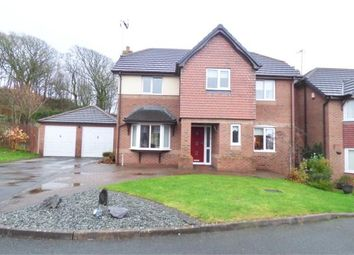 Thumbnail 4 bed detached house for sale in Harewood Close, Barrow-In-Furness, Cumbria