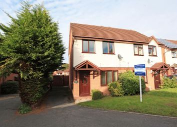 Thumbnail 3 bed semi-detached house to rent in 14 Fernwood Close, Wellington, Telford