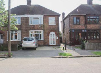 Thumbnail 3 bedroom semi-detached house for sale in Edwalton Avenue, West Town, Peterborough