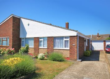 Thumbnail 3 bed semi-detached bungalow for sale in Rochford Way, Walton On The Naze