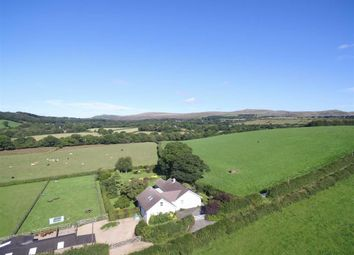 Thumbnail 5 bed detached bungalow for sale in Lydford, Okehampton