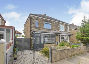 Thumbnail 2 bedroom semi-detached house for sale in Wrose Mount, Shipley
