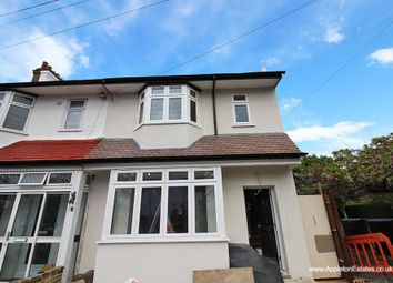 Thumbnail 3 bed end terrace house for sale in Friday Road, Mitcham