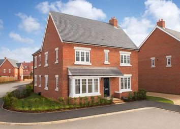 """Thumbnail 4 bedroom detached house for sale in """"Alnwick"""" at Greenkeepers Road, Great Denham, Bedford"""