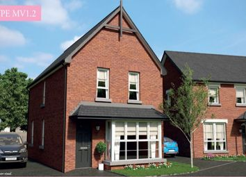 Thumbnail 3 bedroom detached house for sale in Millmount Village, Dundonald, Belfast