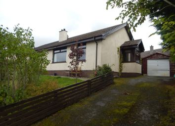 Thumbnail 2 bed semi-detached bungalow for sale in Cruachan Place, Portree, Isle Of Skye