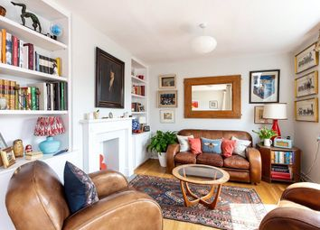 Thumbnail 2 bedroom flat for sale in Burghley Road, London