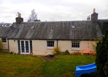 Thumbnail 2 bed semi-detached house to rent in Feus, Auchterarder
