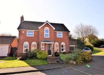 Thumbnail 4 bedroom detached house for sale in Elizabeth Way, Uppingham, Oakham