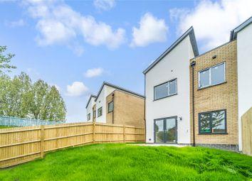 Thumbnail 3 bedroom semi-detached house for sale in Springwood Park, Staplehurst Road, Sittingbourne, Kent