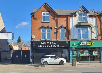 Thumbnail 2 bed flat to rent in Stratford Road, Sparkhill, Birmingham