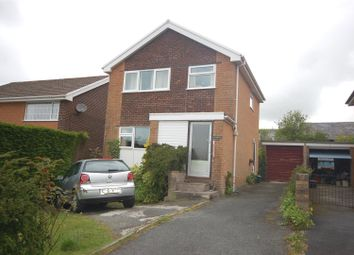 Thumbnail 3 bed detached house for sale in Maesceinion, Waunfawr, Aberystwyth