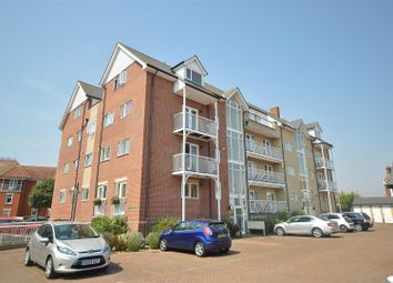 Thumbnail 2 bed flat for sale in Ashley Lodge, Vista Road, Clacton-On-Sea