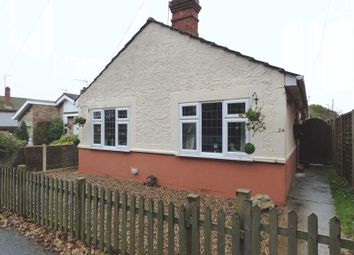 Thumbnail 3 bedroom bungalow for sale in Heath Road, Lowestoft