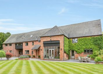 Thumbnail 6 bed barn conversion for sale in Main Street, Queniborough, Leicester