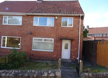 Thumbnail 3 bed semi-detached house to rent in Millom Place, Gateshead, Tyne & Wear