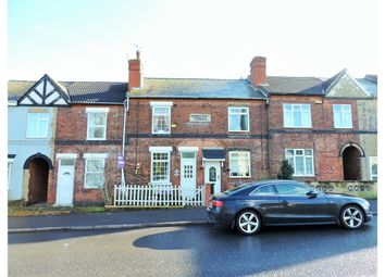 Thumbnail 2 bedroom terraced house for sale in Hornscroft Road, Bolsover, Chesterfield