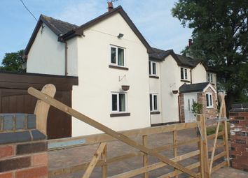 Thumbnail 3 bed cottage for sale in Stringers Lane, Rossett, Wrexham