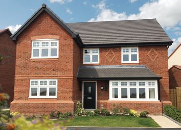 "Thumbnail 5 bed detached house for sale in ""The Chester"" at Marsh Lane, Nantwich"