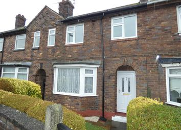 Thumbnail 3 bed terraced house for sale in Manley Road, Huyton, Liverpool