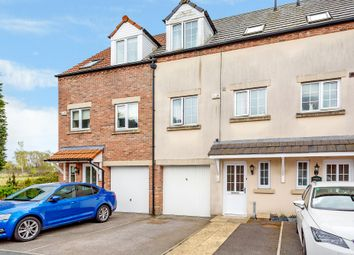 Thumbnail 4 bed terraced house for sale in Badgers Way, Cliffe, Selby
