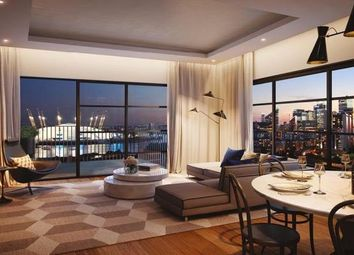 Thumbnail 3 bed flat for sale in Bridgewater House, London City Island, London