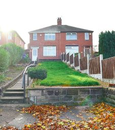 Thumbnail 2 bed semi-detached house for sale in Weston Coyney Road, Longton, Stoke-On-Trent