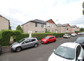 Thumbnail 3 bed flat for sale in Montford Avenue, Kings Park, Glasgow