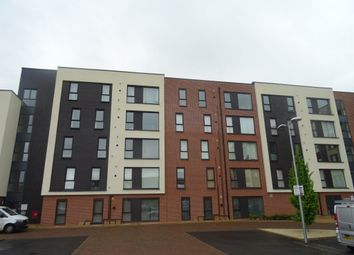 Thumbnail 2 bed flat to rent in Monticello Way, Bannerbrook Park