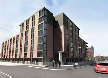 Thumbnail 3 bedroom flat for sale in Ford Lane, Salford