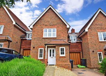 Thumbnail 3 bed link-detached house for sale in Trubwick Avenue, Haywards Heath, West Sussex