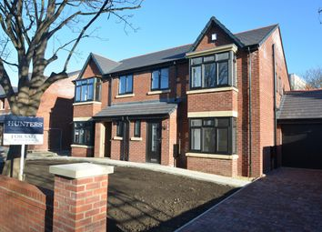 Thumbnail 4 bed semi-detached house for sale in Plot 6; Stony Hill Avenue, South Shore, Blackpool