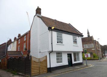 Thumbnail 2 bed link-detached house for sale in Duke Street, Norwich, Norfolk