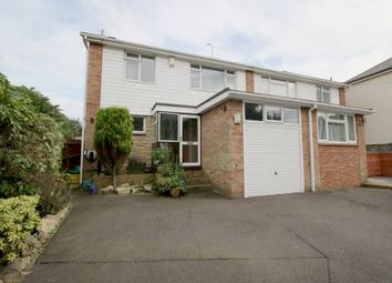 Thumbnail 3 bed semi-detached house to rent in Duncan Road, Park Gate, Southampton