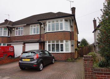 Thumbnail 4 bed semi-detached house for sale in Stoney Road, Coventry