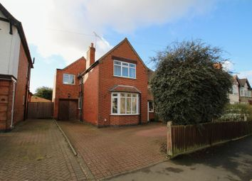 Thumbnail 4 bed semi-detached house for sale in Fisher Avenue, Rugby