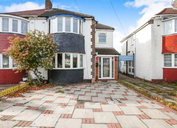 Thumbnail 3 bed semi-detached house for sale in Darley Avenue, Hodge Hill, Birmingham